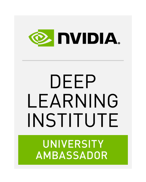 Awards & Recognitions, Center for Artificial Intelligence and Deep Learning, CAIDL, SR University.NVIDIA Deep Learning Institute, Dr. Venkataramana Veeramsetty