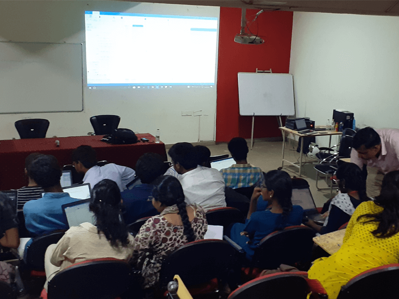 Workshop on Robotic Process Automation, Center for Artificial Intelligence and Deep Learning, CAIDL, SR University dru-recruiters
