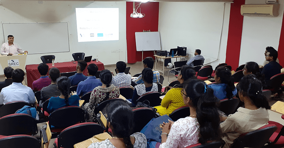 Dr. Suneet Kumar Gupta, Robotic Process Automation, Center for Artificial Intelligence and Deep Learning, CAIDL, SR University Smart India Hackathon