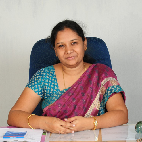 Dr R Archana Reddy, Registrar at SR University
